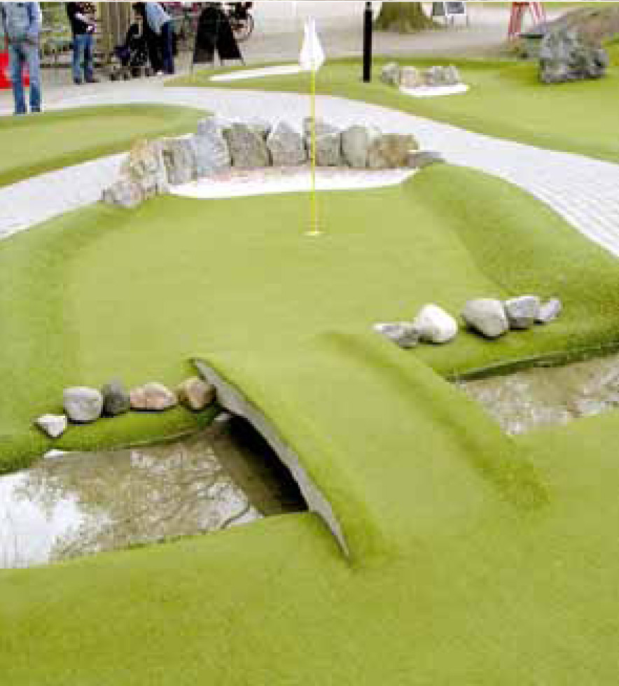 Fantastic Types Of Minigolf Courses Download Free Architecture Designs Intelgarnamadebymaigaardcom